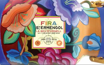 Visitar el nostre estand de la Fira de Sant Ermengol té premi: guanya un any de gas gratuït!