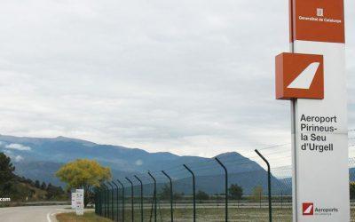 Subministrem energia elèctrica a l'aeroport d'Andorra – La Seu d'Urgell