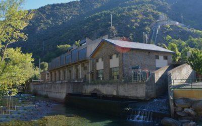 ¿Quieres saber cómo generamos electricidad desde hace casi 100 años a partir del río Valira?