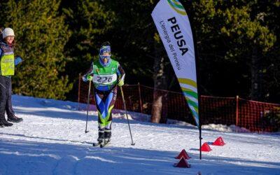 Encetem col·laboració amb l'XCircuit, 6 curses populars d'esquí de fons