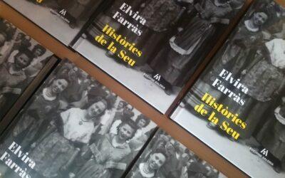 Elvira Farràs y el Ball Cerdà: la columna vertebral de la fiesta mayor de la Seu