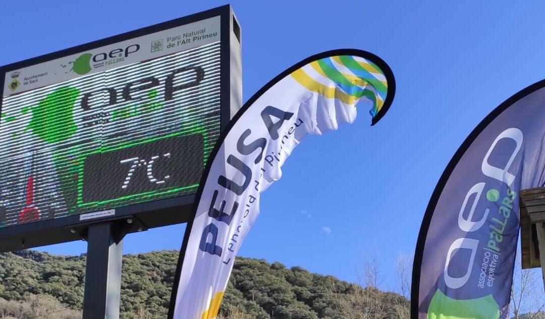 La nostra col·laboració amb l'Associació Esportiva Pallars consolida una aposta per l'esport de muntanya al Pallars i al Pirineu