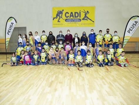 Ens impliquem amb el Club d'Hoquei i Patinatge Artístic de la Seu, per promoure l'esport de base a l'Alt Urgell