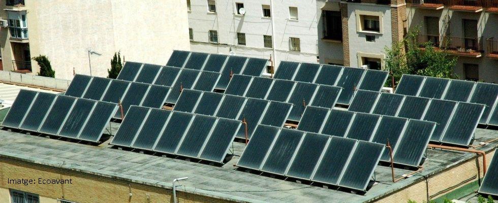 Subministrem de forma agregada energia 100% renovable a Osona gràcies a la compra en grup