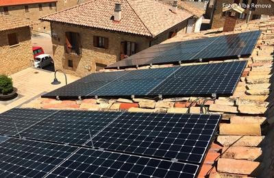 Iniciem un procés de compra solar col·lectiva a la Seu d'Urgell amb el suport de l'empresa Becquel
