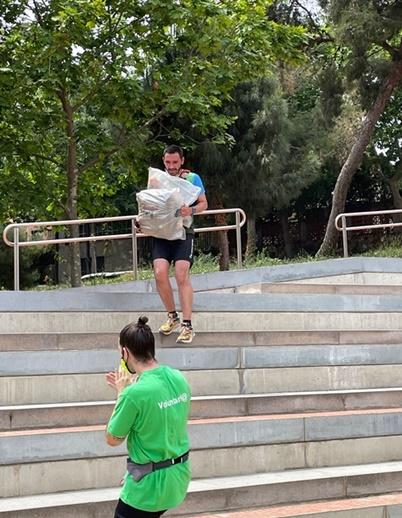 Ultra Clean Marathon 2021_Adria Estany