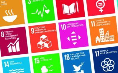 Objectius de Desenvolupament Sostenible, una bateria de reptes per a un món millor